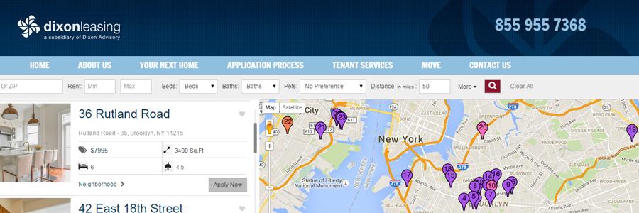 Dixon Leasing Rental Homes NY NJ
