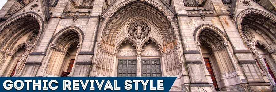 St. John the Divine - Gothic Revival architecture
