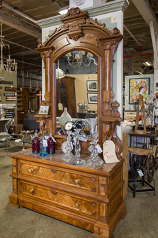 Furniture Design Through The Ages the neighborhood: searching for treasures in gowanus