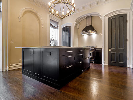 Brooklyn Renovated Kitchen Island
