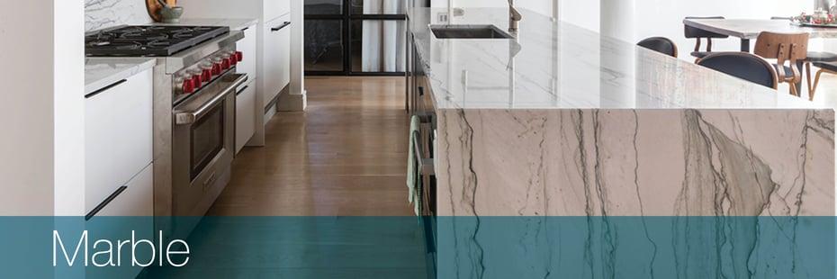 2019 Kitchen Design Trends Marble