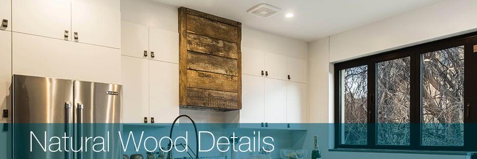 2019 Kitchen Design Trends Natural Wood Details