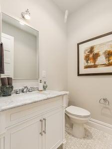 Brooklyn Brownstone Renovation Bathroom After