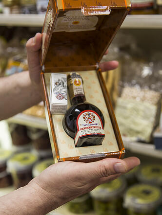 Andrea Salumeria Jersey City Heights Italian Deli Imported Balsamic