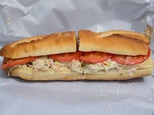 Andrea Salumeria Jersey City Heights Italian Deli Pete's Special Tuna