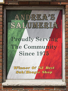 Andrea Salumeria Jersey City Heights Store Front