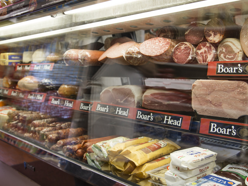 Andrea Salumeria Jersey City Heights Italian Deli Meat