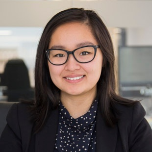 Angela Tran, New Client Manager