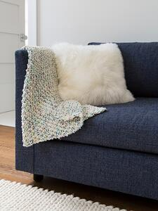 couch in nursery