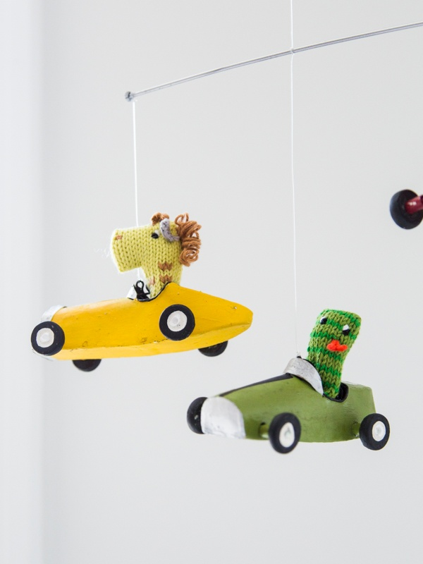cars in nursery