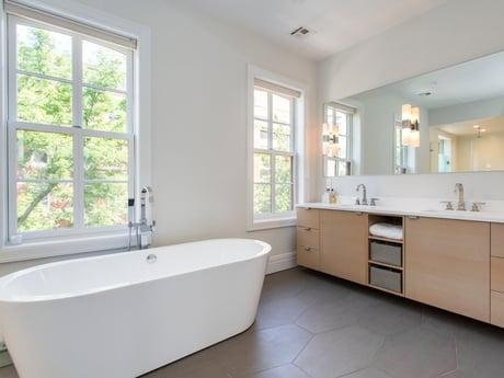 bathroom angle