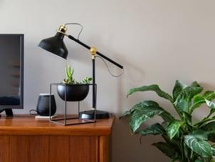 Mid-century lamp