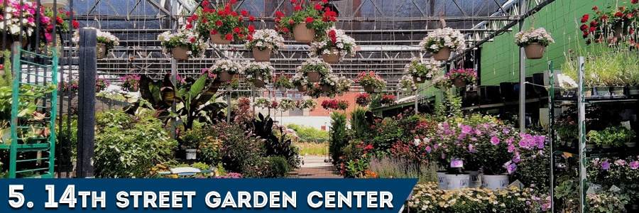 5. 14th Street Garden Center