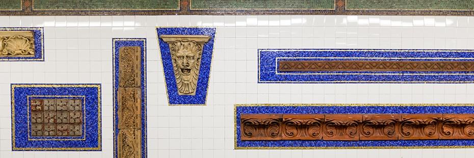 Harlem Mosaic Murals
