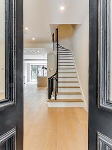 entry view of stairs