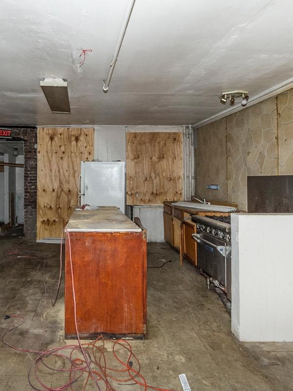 Decrepit Kitchen