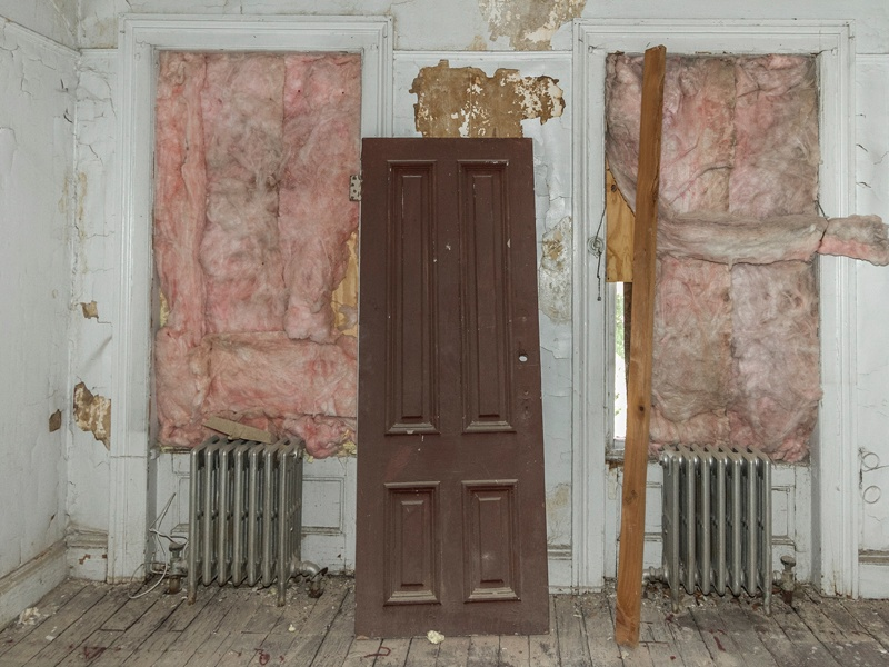 Dilapidated Bedroom