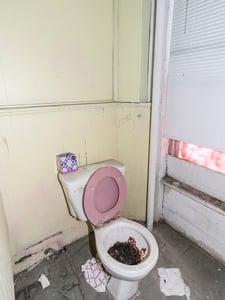 Disgusting Bathroom