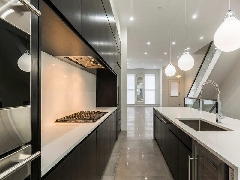 gorgeous contemporary kitchen