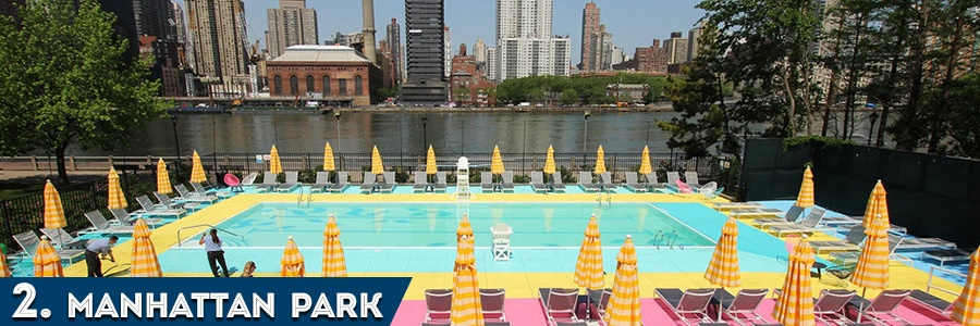 Top 5 Nyc 39 S Best Private Pools And How To Get In