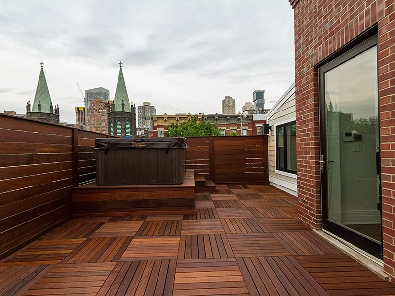 roof deck