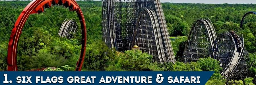Six Flags Great Adventure & Safari