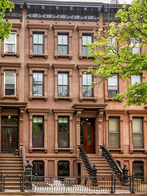 Brooklyn Italianate Style