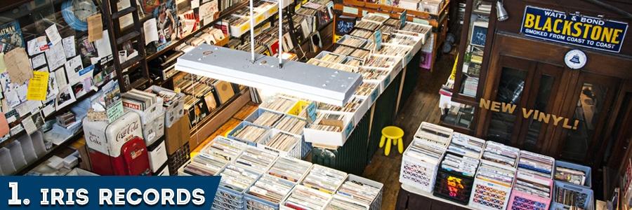 1. Iris Records