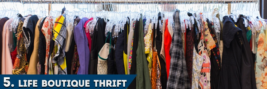 5. Life Boutique Thrift