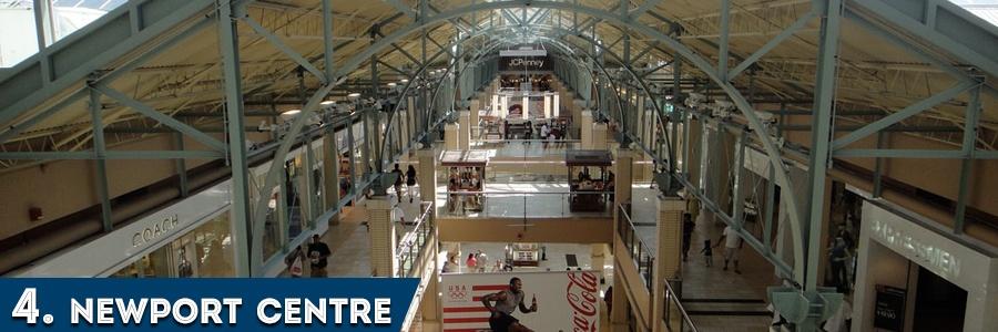 4. Newport Centre