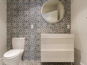Bergen bathroom tile