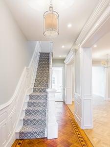 Bainbridge parlor floors