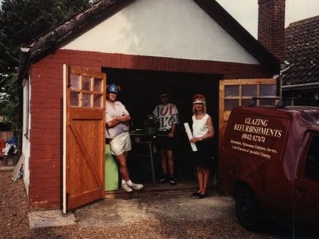 original garage