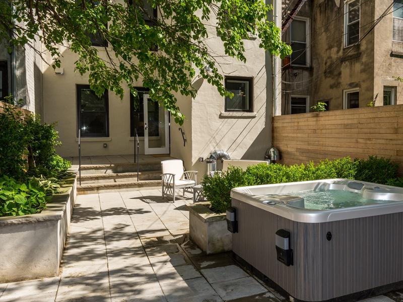 bainbridge hot tub