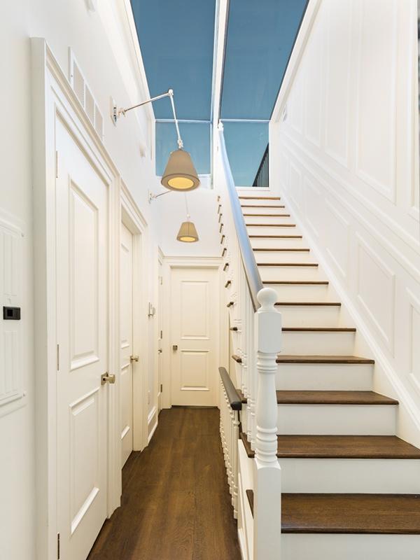 jersey avenue interior staircase