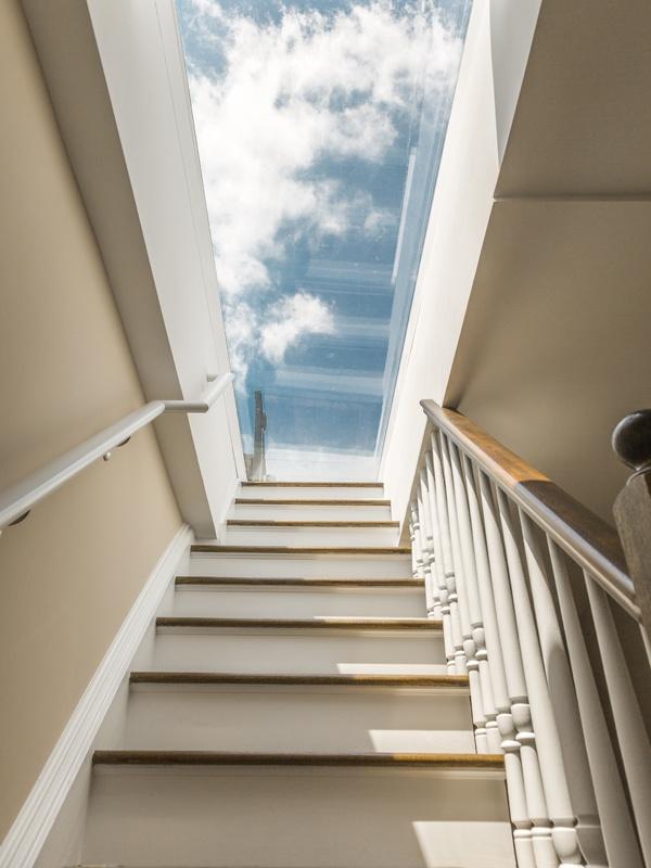 west hamilton place rooflight