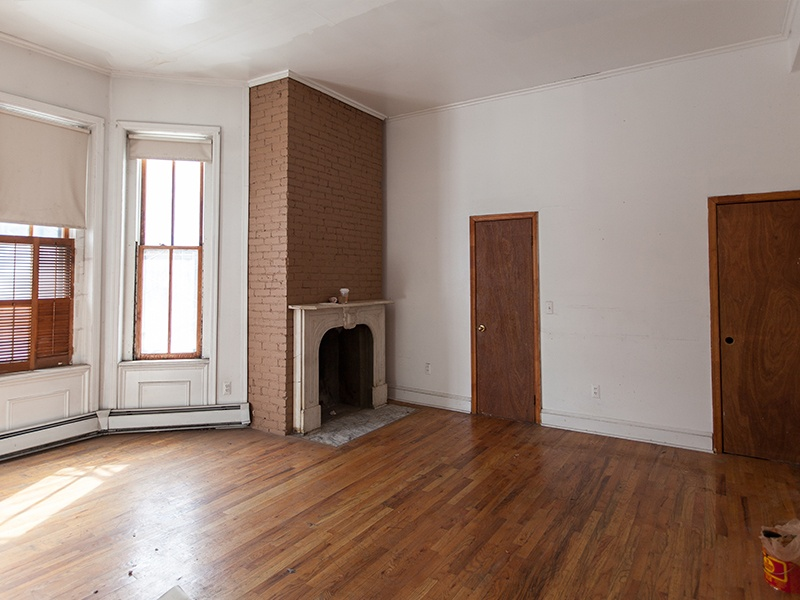 Parlor Level Before
