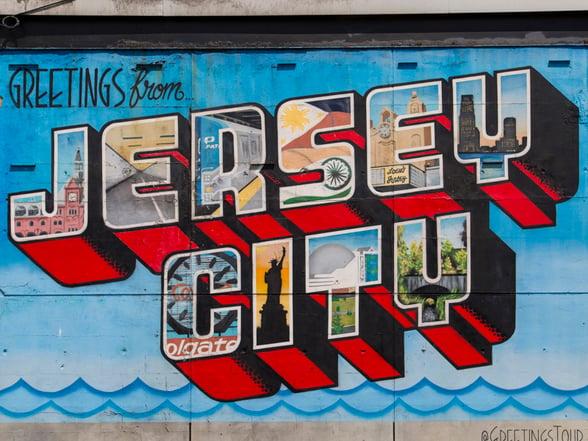 Jersey City Mural Arts