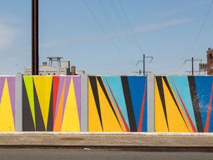 Jersey City Mural