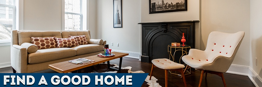 Finding a home that meets both yours and your roommates standards is the key to a happy living arrangement