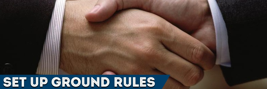 Ground rules and open communication will pave the way to a great relationship with your roomie.