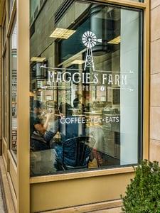 Maggie's Farm Espresso Store Front
