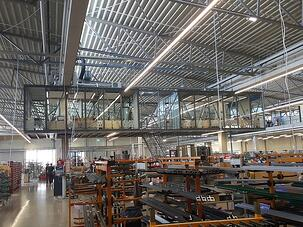 nanawall manufacturing facility