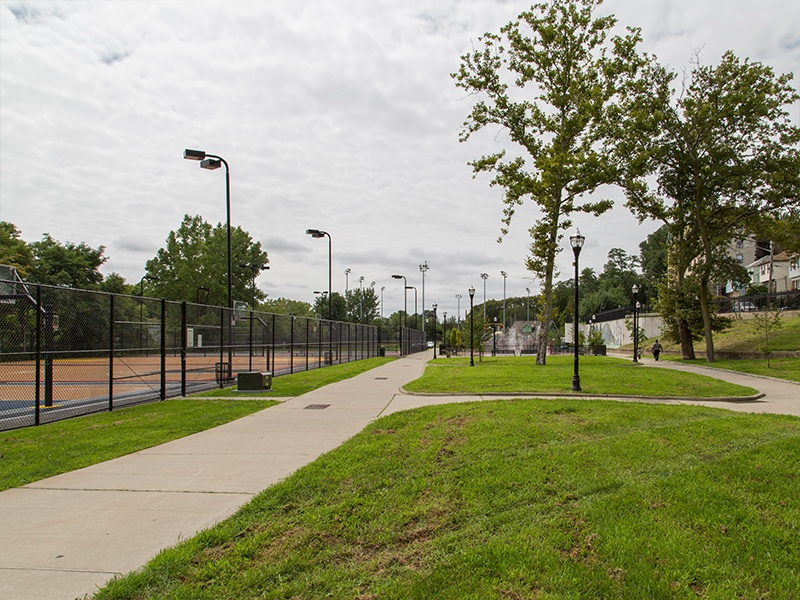 bayside park courts