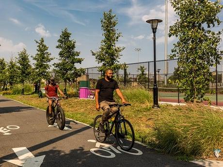 berry lane park bike path