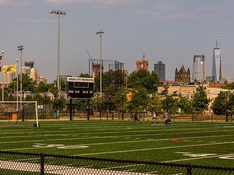 berry lane parkfootball field