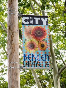 City of Bergen Lafayette Sign