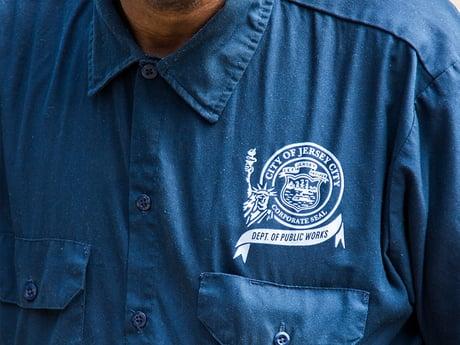 Dept of Public Works Seal