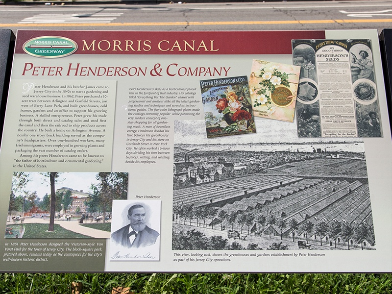 morris canal history