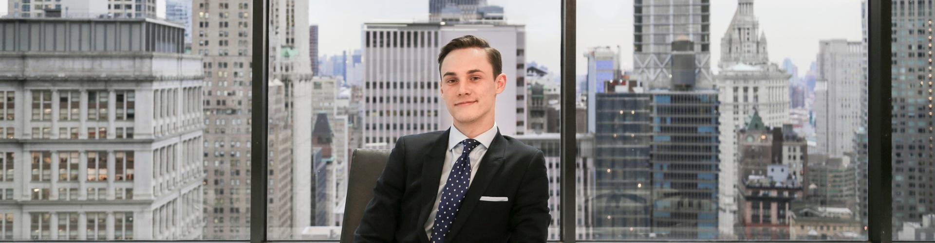Staff Spotlight: Cain McKinnon